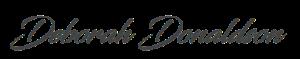 Deborah Donaldson Logo