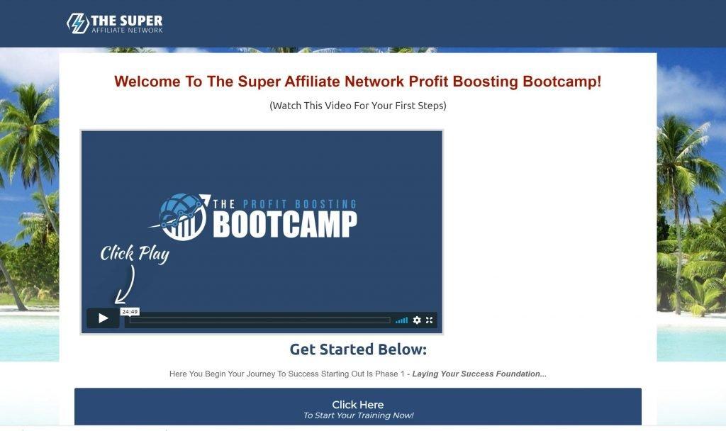 The Super Affiliate Network