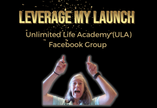 Leverage My Launch Facebook Group
